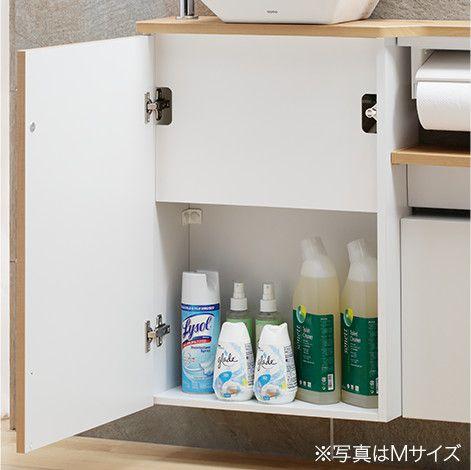 手洗器キャビネット