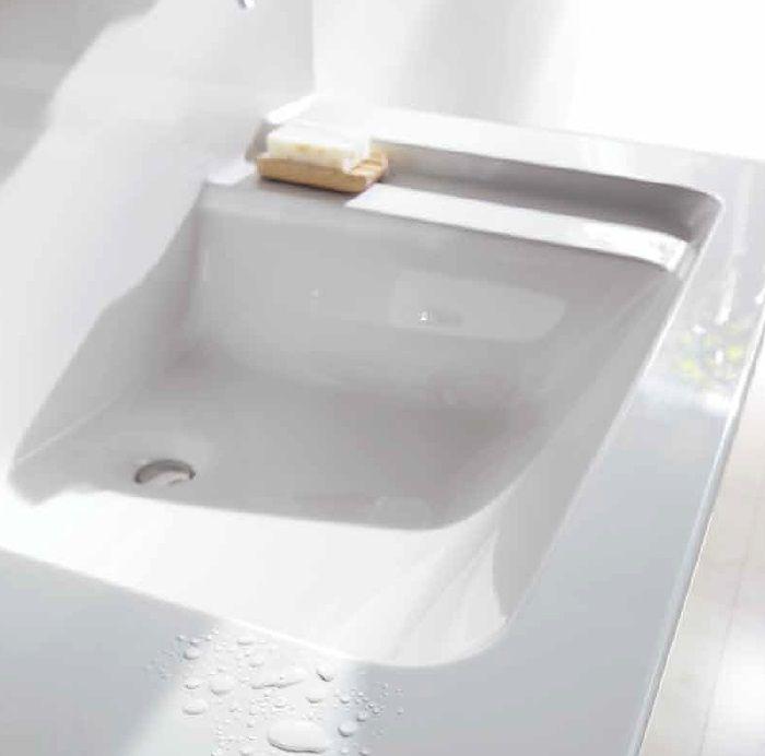 撥水洗面台のイメージ