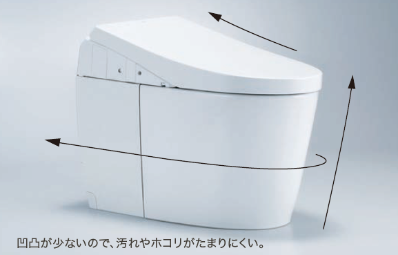 ネオレストAHのデザイン