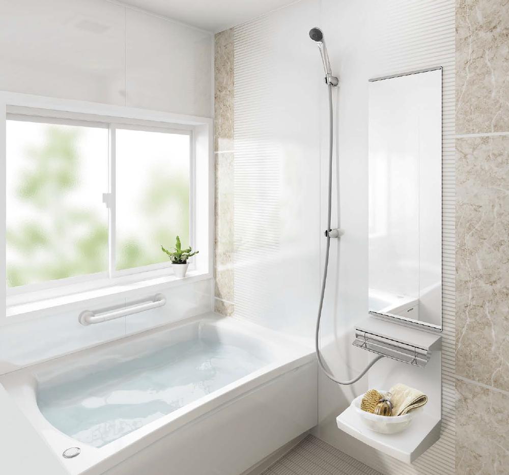 浴室サイズS1216の施工例