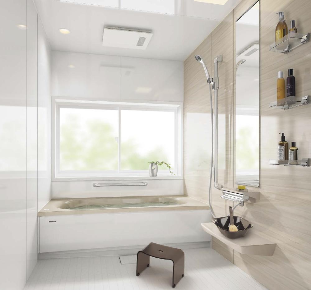 浴室サイズ1620の施工例