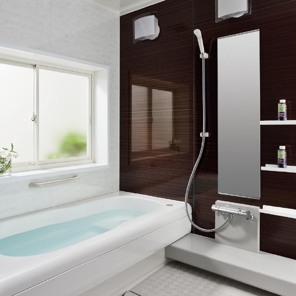 浴室サイズ1616の施工例