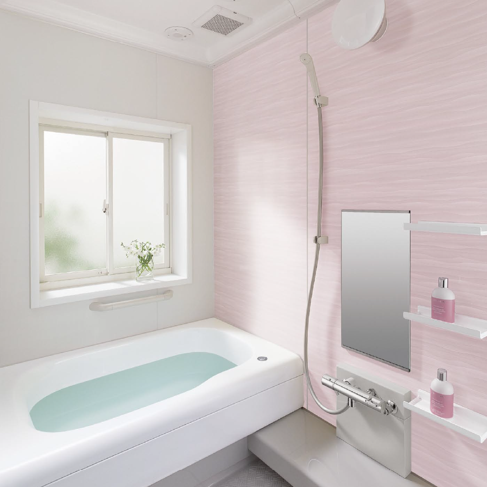 浴室サイズ1216の施工例