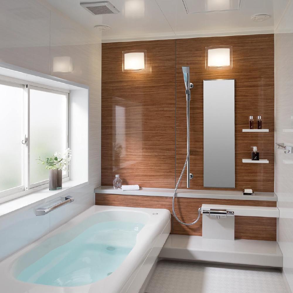 浴室サイズ1818の施工例